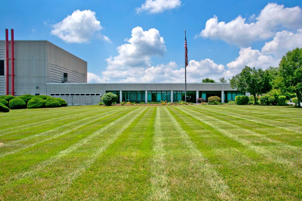 Government Facility Grounds Maintenance at Winchester Opequon Water Reclamation Center in Winchester, VA