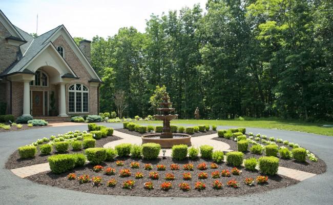 Residential Landscape Design & Installation in Winchester, VA
