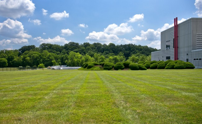 Winchester Waste Water Treatment Plant – Commercial Landscaping Services