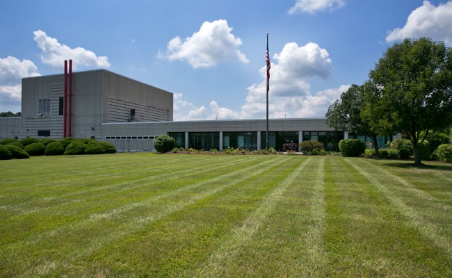 Winchester Waste Water Treatment Plant – Commercial Lawn Mowing Service