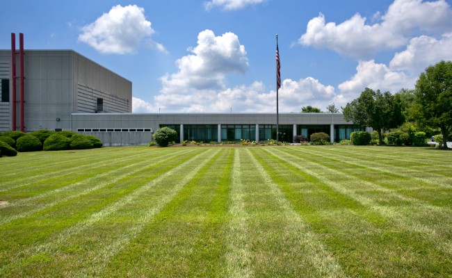 Winchester Waste Water Treatment Plant – Commercial Landscaping