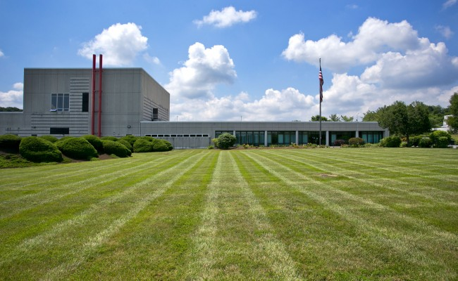Winchester Waste Water Treatment Plant – Commercial Lawn Treatment