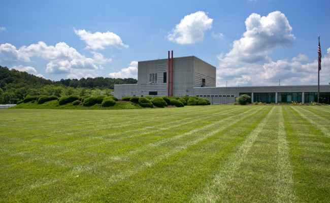 Winchester Waste Water Treatment Plant – Commercial Lawn Care