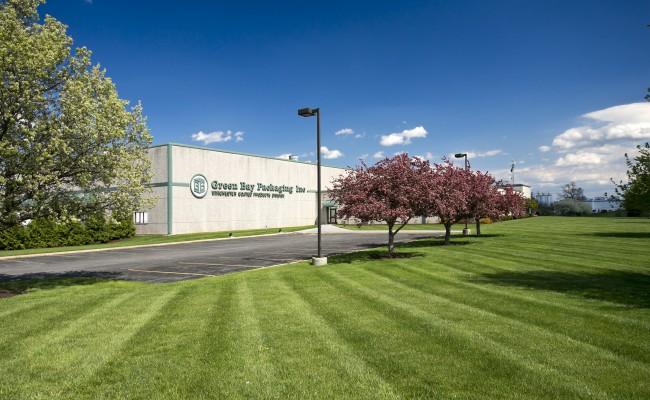 Green Bay Packaging – Commercial Grounds Maintenance in Winchester, VA