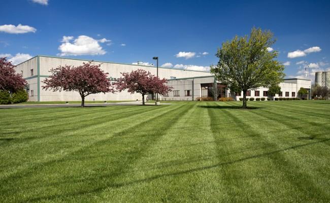 Green Bay Packaging – Commercial Landscape Management in Winchester, VA
