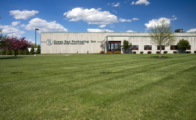 Green Bay Packaging – Commercial Landscape Maintenance in Winchester, VA