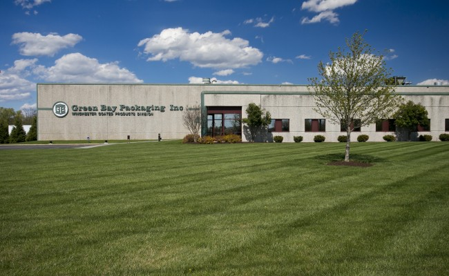 Green Bay Packaging – Commercial Lawn Care in Winchester, VA