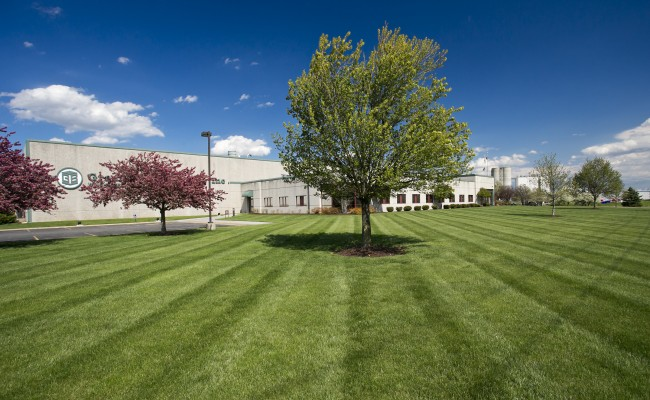 Green Bay Packaging – Commercial Landscaping in Winchester, VA