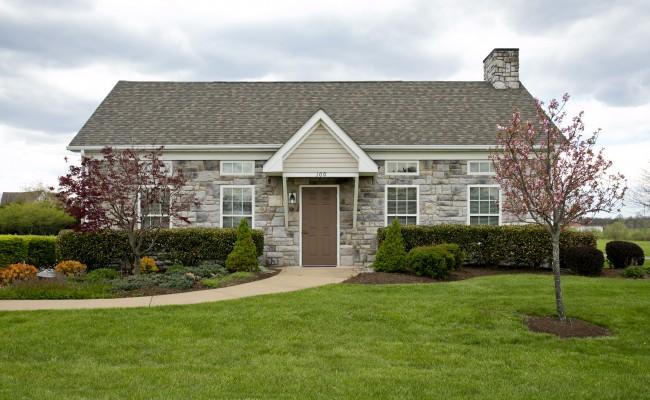 Woodbrook Village Homeowners Association in Winchster, VA Lawn Treatment