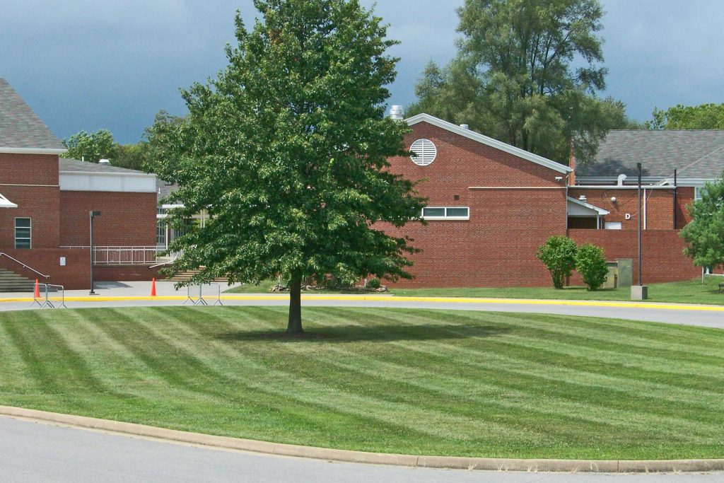 Government Facility Grounds Maintenance at Clarke County Public Schools in Berryville, VA