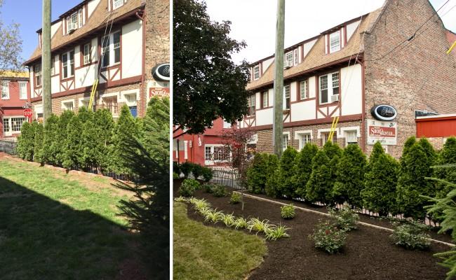 Residential Landscaping in Winchester, VA