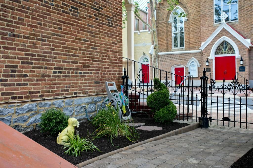 Residential Landscape Installation in Winchester, VA