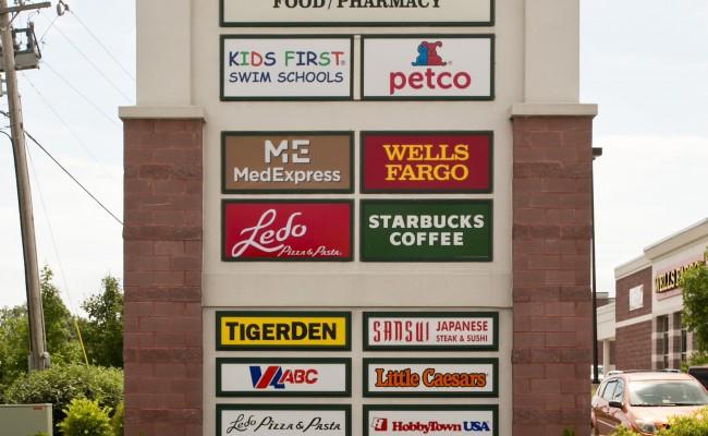 Gateway Shopping Center Landscape Maintenance in Winchester, VA
