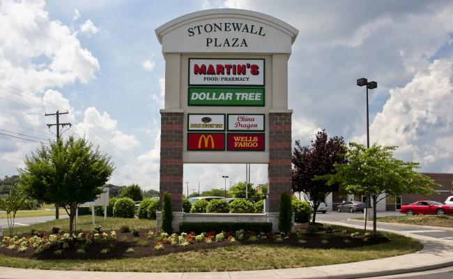 Shopping Center Landscape Management in Winchester, VA