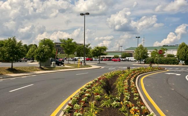Shopping Center Landscaping in Winchester, VA
