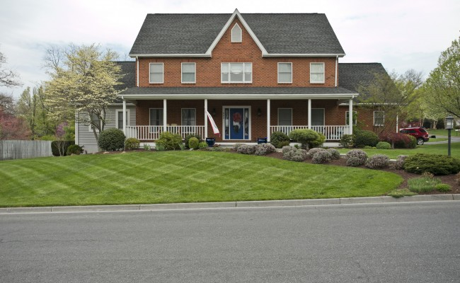 Residential Lawn Care Contract in Winchester, VA
