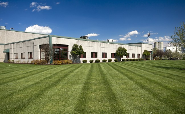 Green Bay Packaging – Commercial Lawn Treatment in Winchester, VA