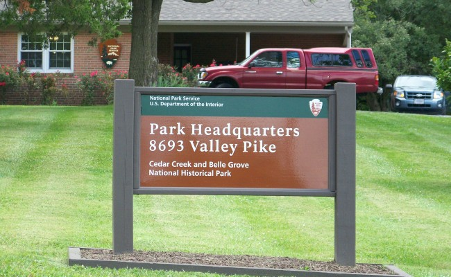 National Park Service Grounds Maintenance in Winchester, VA